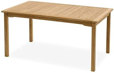 CAMBRIDGE Gartentisch Klapptisch Holztisch Tisch Bistrotisch Campingtisch natur