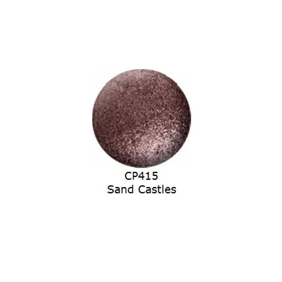 汚れる先駆者酸(3 Pack) LA COLORS Jumbo Pencil - Sand Castles (並行輸入品)