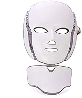 7 Color LED Mask Photon Light Skin Rejuvenation Therapy Facial Mask Facial Beauty Peels Machine Daily Skin Care Home