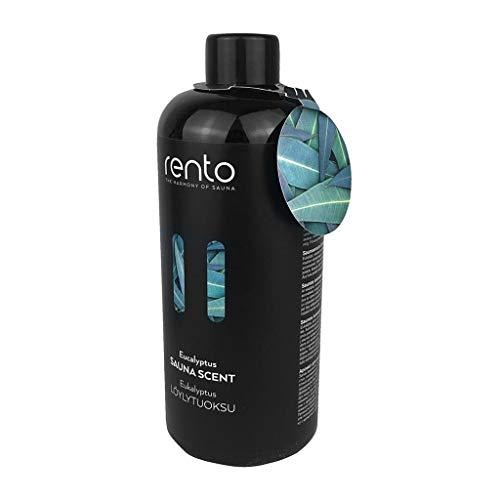 5 litre 206756 bambou /écologique-r/ésistante /à la chaleur Seau de sauna Rento