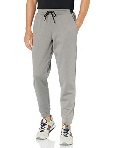New Balance Men's Core Fleece Jogger Pant, Athletic Grey, 2XL