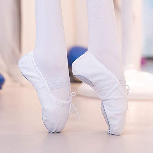SKYROPNG Zapatillas De Ballet