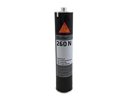 SIKAFLEX® 260 N schwarz - Der vielseitig einsetzbare Kraftklebstoff 300ml
