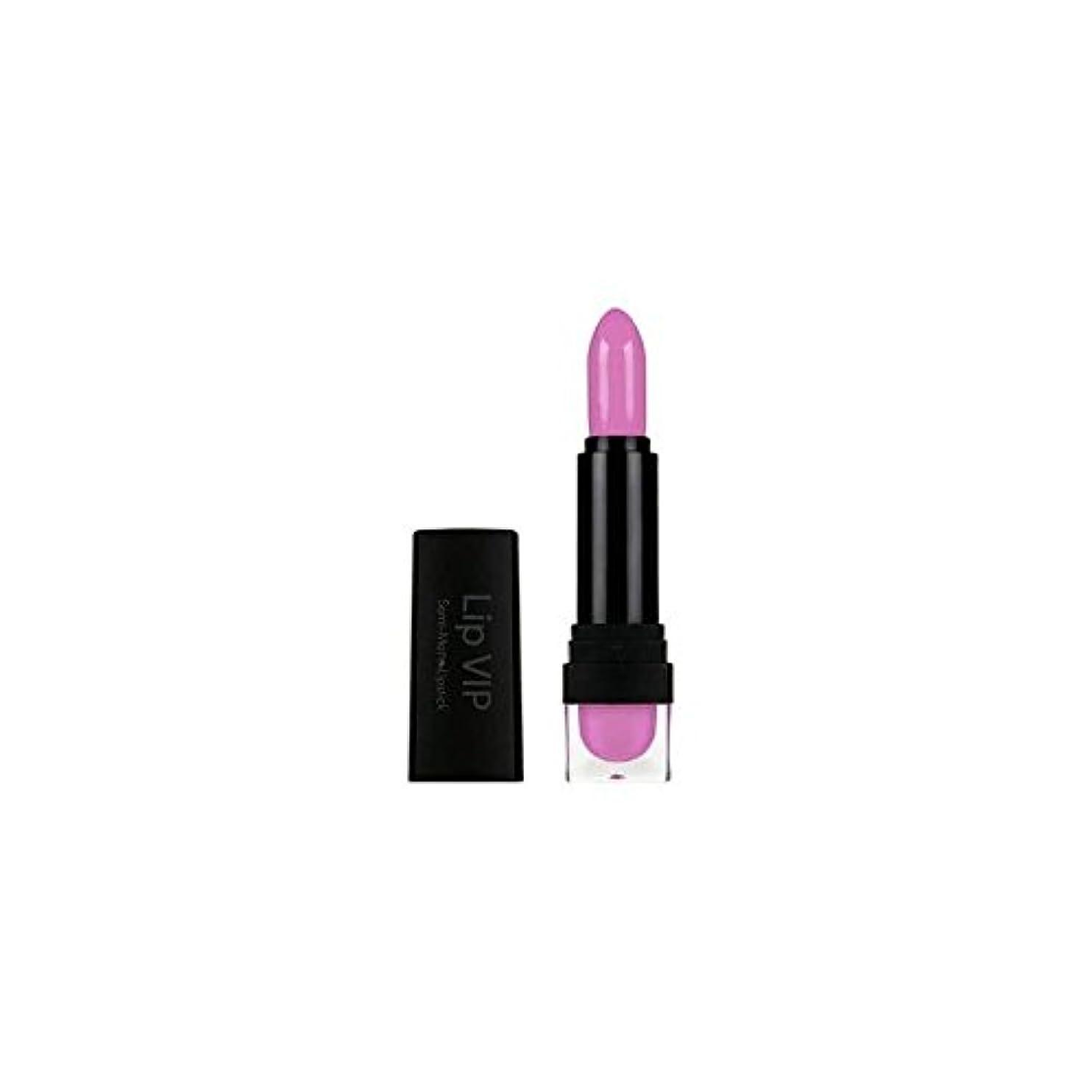 落ち着いた常習者薬を飲むなめらかな気まぐれなコレクションリップ..大物 x4 - Sleek Whimsical Collection Lip V.I.P Big Shot (Pack of 4) [並行輸入品]