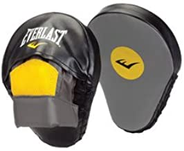 MANTIS PUNCH MITTS BLK/YELLOW