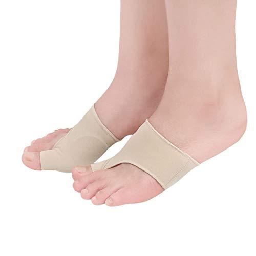 RUNWEI El Corrector de eversión del Thumb La ortesis de la Almohadilla de los pies Alivia eficazmente el Dolor del pie (Size : S)