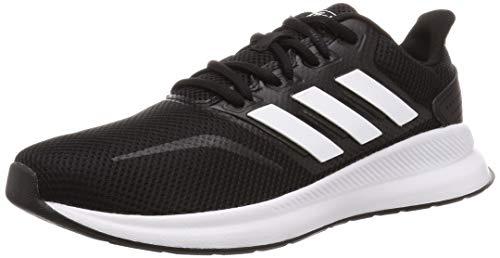 adidas Runfalcon K, Zapatillas para Correr Unisex Niños, Core Black FTWR White Core Black, 23.5 EU