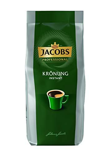 Jacobs Professional Krönung Löslicher Bohnenkaffee, 500g, Instant Kaffee, kräftiges Aroma und rundes Geschmacksprofil