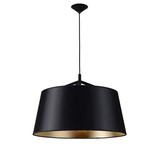 Attic Hotel plafondlamp, rond, voor buiten, zwart