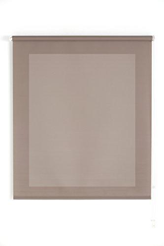 Uniestor Basic - Estor Translucido, Topo, 160X175 cm