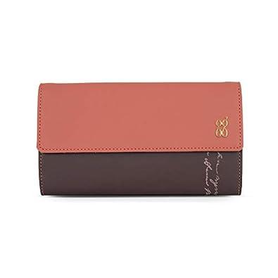 Baggit Autumn-Winter 2020 Faux Leather Women's Harmonium Wallet (Purple) (Lwxe Beany)