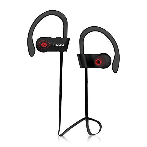 TAGG Inferno 2.0 Wireless Sports Bluetooth Headphones, Black