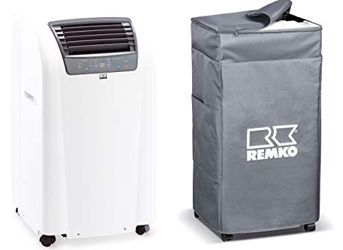 REMKO RKL 360 Eco - Lokales Raumklimagerät in Kompakt-Ausführung EEK: A (Weiß inkl. Schutzhülle)