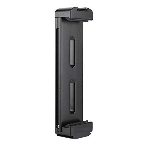 DAUERHAFT Soporte de Montaje Abrazadera Aleación de Aluminio antichoque Ajustable, para iPad Pro 12.9