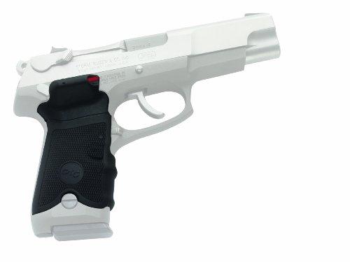 Crimson Trace LG-389 Lasergrips Red Laser Sight Grips for Ruger P-Series Pistols,Black