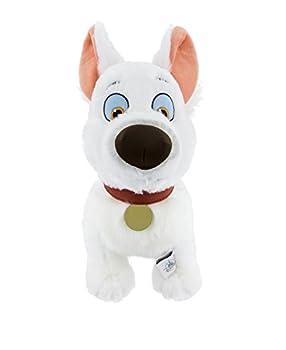 Disney Parks Bolt The Dog 9 inch Plush Doll
