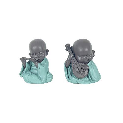 SIGRIS Decor and Go Buda con Intrumento 2 Diferentes Incluye