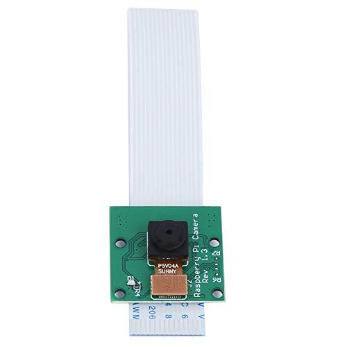 Módulo De Cámara con Interfaz CSI Módulo De Cámara De 5 Millones De Píxeles Componentes De Control Industrial para Raspberry PI Camera 3 Componentes del Modelo B