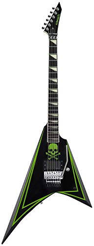 ESP Edwards e-al-166 Greeny [Children Of Bodom Alexi Laiho Signature] Japanische Elektrische Gitarre (Japan Import)