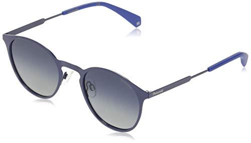Polaroid PLD 4053/S Z7 PJP Gafas de sol Azul (Bluette/Bluette Sf Polar), 50 para Mujer
