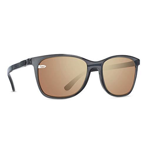 gloryfy unbreakable eyewear Gloryfy - Gafas de sol unisex irrompibles (Gi27 Hitchhiker Select), estilo de vida, unisex, color antracita