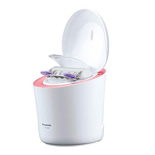 パナソニック スチーマー(ピンク調)Panasonic ナノケア W温冷エステ EH-SA98 の限定モデル EH-CSA98-P