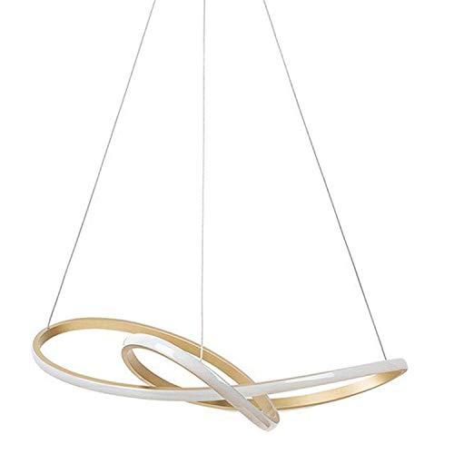 Scandinavisch moderne led-hanglamp, plafond- en vloerhanglamp, geschikt voor designer-slaapkamer, hotelkamer en woonkamer.