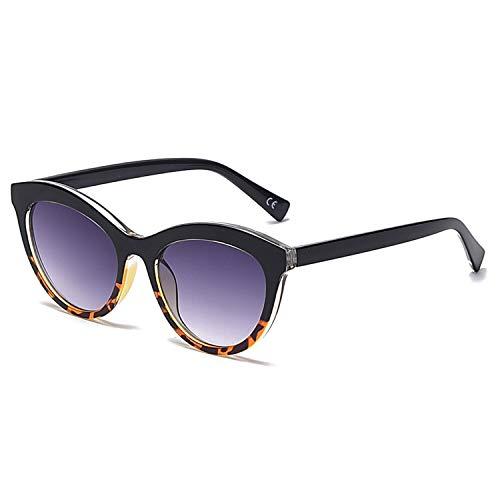 Gafas De Sol Polarizadas para Mujeres Marco De Hombres UV400 Protección Oval Metal Gafas De Sol Difague Gafas Unisex Aviator Glasses Moda Gafas Piloto con Bisagra De Primavera Gafas De Exterior