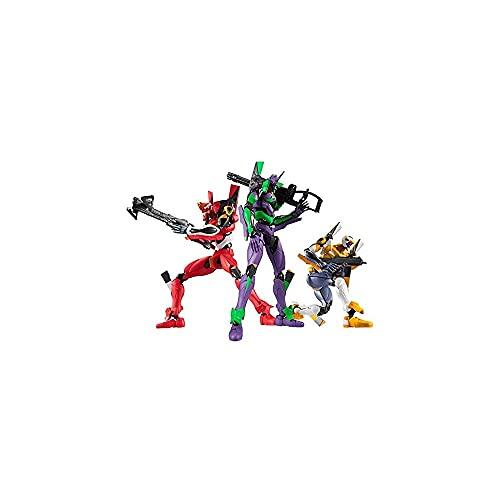 Shokugan - Neon Genesis Evangelion - Eva Frame 01 (Box of 4), BandaiEva Frame