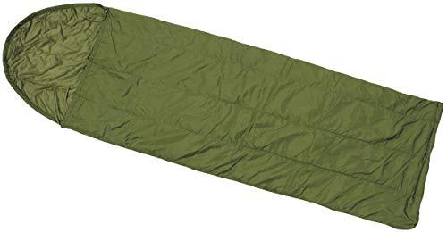 MFHHighDefence MFH Sac de Couchage Britannique pour été 235 x 75 cm (Olive)