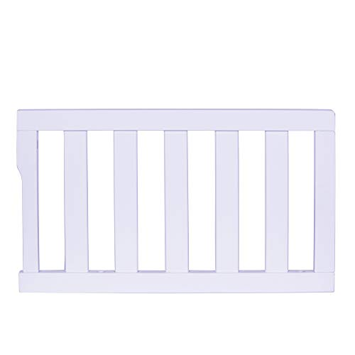 Dream On Me Universal Convertible Crib Toddler Guard Rail, Lavender Ice