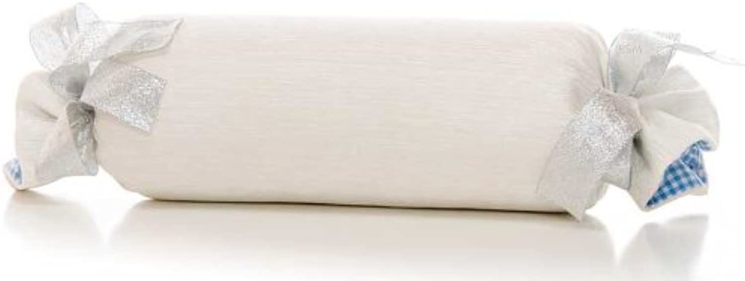 6248e5e44bf7 Jean Starlight Pillow, White Velvet Roll Glenna nlopdn2703-Sporting ...