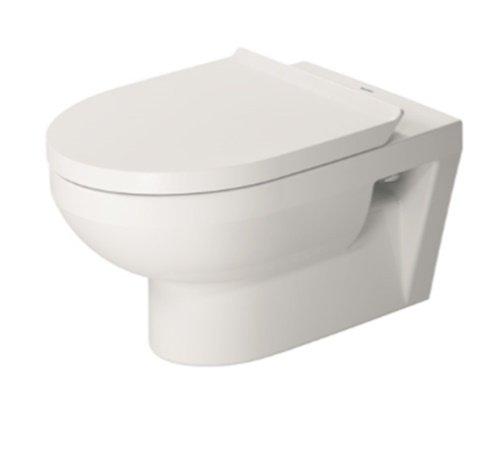 Duravit Wand-WC DuraStyle basic 540 mm Tiefspüler, rimless, weiß, 2562090000