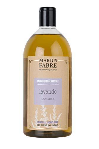 Marius Fabre \'Herbier\' : Flüssigseife Lavendel Nachfüll > 1 Liter