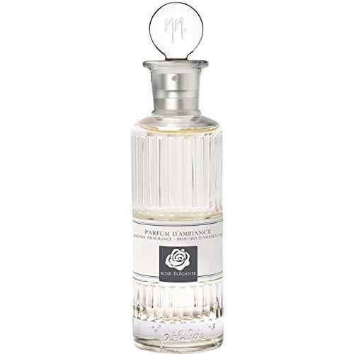 Vaporisateur Extrait de Parfum dAmbiance 100ml - Spray Vapo dIntérieur Mathilde M (Rose Élégante)