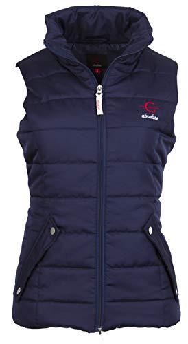 Covalliero 328996 Steppweste -C- Absolute Damen, Marineblau, Größe Xs, Marienblau