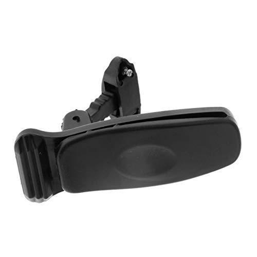 Toygogo Clip De Gafas De Sol De Sombrero De Plástico para Pesca,...