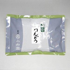 【丸久小山園】【菓子・スイーツ用】製菓用抹茶/りんどう1kgアルミ袋入