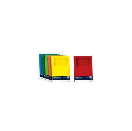 Favini A51G124, Folder con Finestra (A4, 220 mm, 310 mm), Blu
