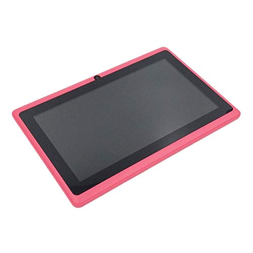 """FinukGo 7\""""Zoll Android Tablet PC, WiFi Quad Core Dual Kamera Bluetooth Tablet TFT Anzeige HD 1080P 512M + 8G Filme Spiele Tablet, für Android"""