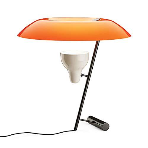 Hanglamp, diameter 38 cm, hoogte 37 cm, Italiaanse tafellamp, bureau, creatieve hardware voor bed, woonkamer, creatief design