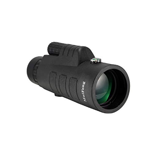 Review Monoculars 35X50 Low-Light Night Vision Telescopes Compact Monoculars Portable Telescopes Swi...