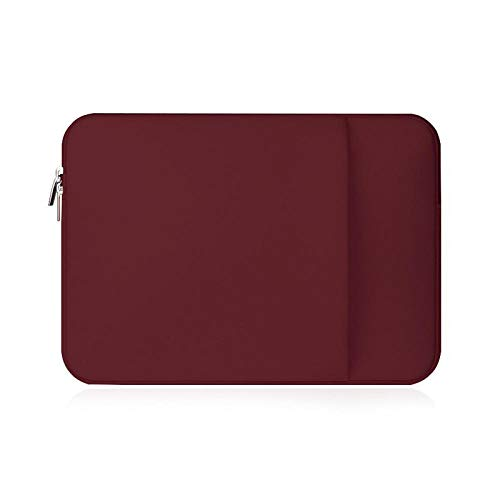 Yinghao Laptop Sleeve 11 12 13 14 15 15 6 inch notebook case Soft bag For Macbook Air Pro Retina Ultrabook 12 9 Tablet Pocket@gray_For Macbook15 Retina