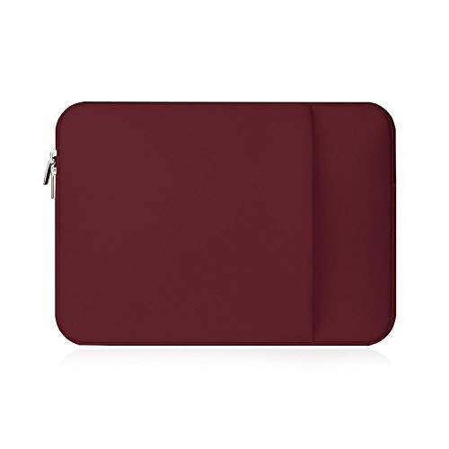 Caodong laptophoes 11 12 13 14 15 15 6 inch notebook tas zachte tas voor MacBook Air Pro Retina Ultrabook 12 9 tablet-tas 13 inch roze