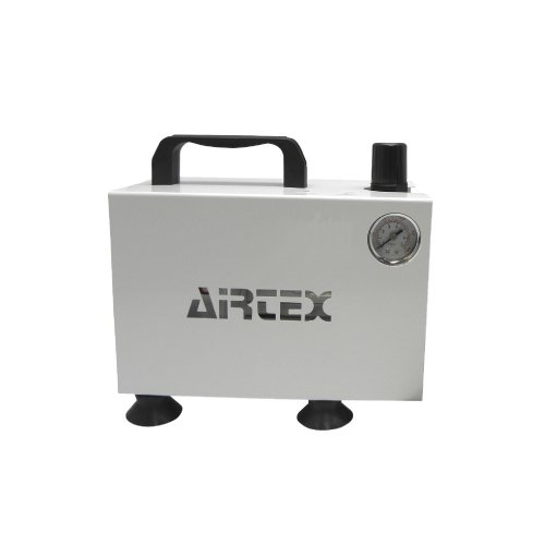 エアテックス コンプレッサー APC-018-1 ホワイト