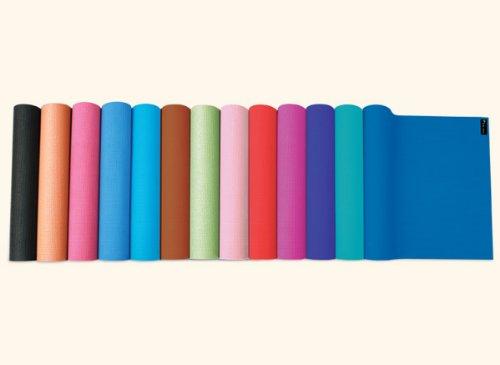 Wai Lana Extra dicke Yoga- und Pilates-Matte (minzfarben) – 1/4 Zoll dick, latexfrei, rutschfest, leicht, einfach zu waschen