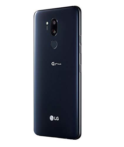 LG G7+ ThinQ (Aurora Black, 6GB RAM, 128GB Storage)