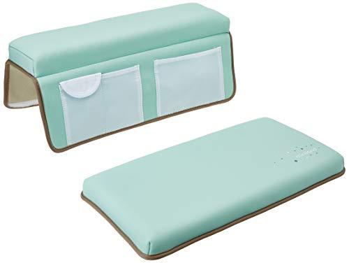 MINILAND - Set de cojines para el baño. Reposa rodillas y apoya codos acolchados para el baño.