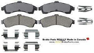 Ideal Brake PMD882 Pads Dealing full price reduction Semi-Metallic OFFer