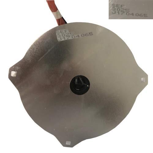 Desconocido Fuego Inducción Vitro TEKA IT 6320 SEF 3025 J1704065 22 cms
